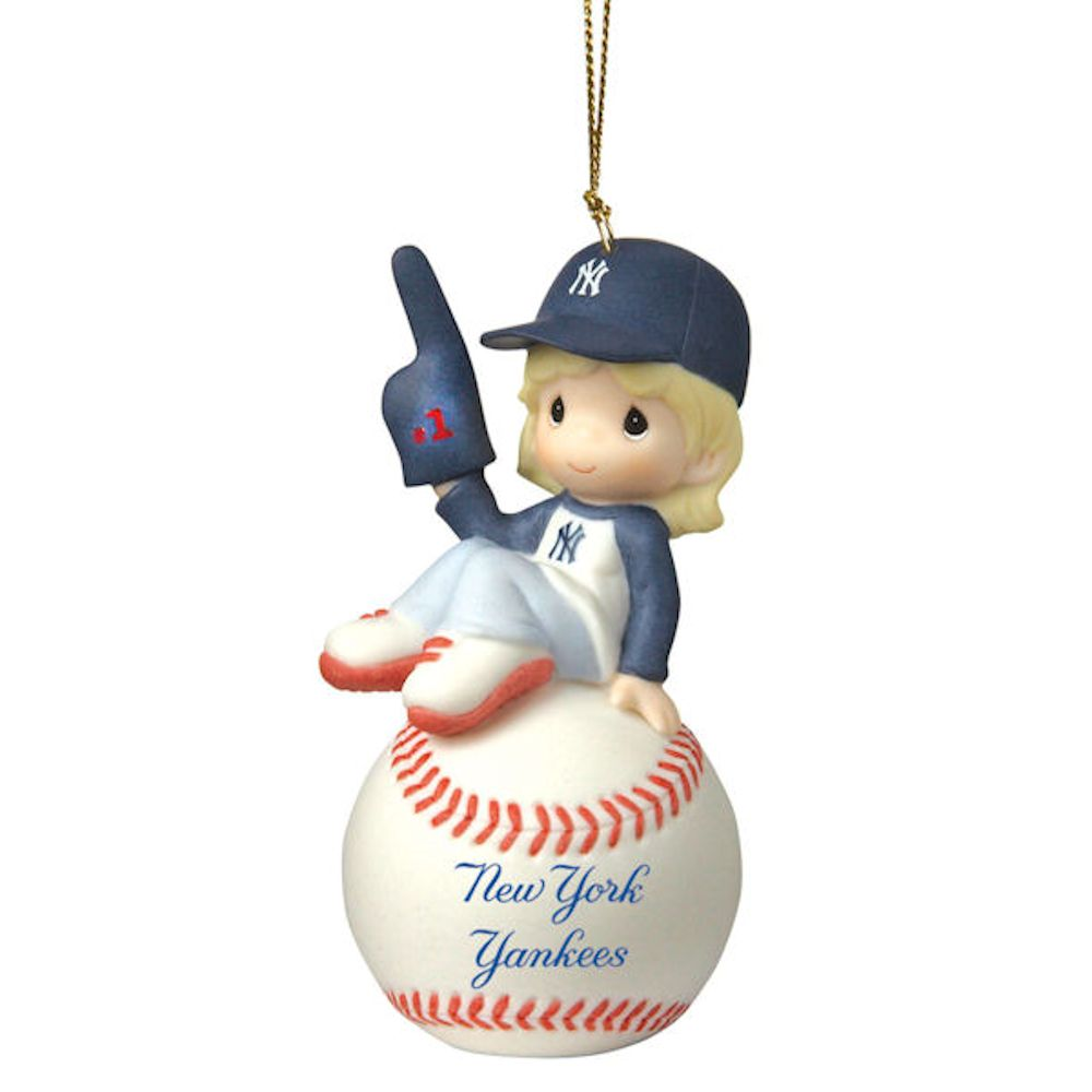Precious Moments MLB 101059 I'm Your Number One Fan! Ornament