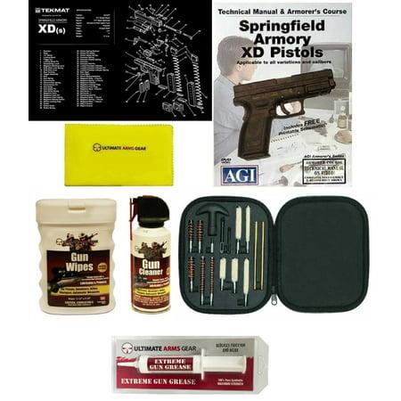 Ultimate Arms Gear Gunsmith Gun Mat Springfield Armory XD (s