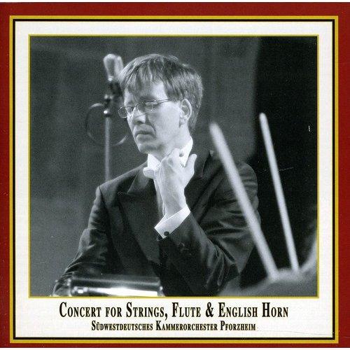 Concert For Strings & Flute & English Horn