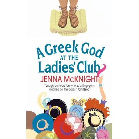 A Greek God at the Ladies' Club - eBook (Greek God Of Venus)