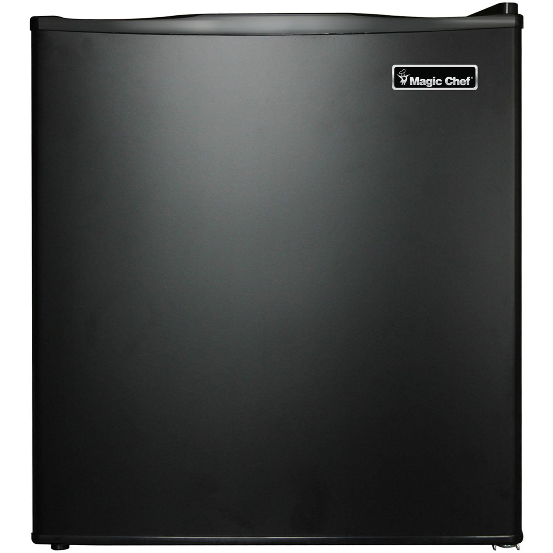 Magic Chef 1.7 Cu. Ft. Mini All-Refrigerator in Black