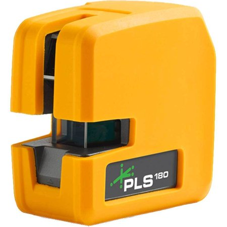 Laser Measurement Systems - Pacific Laser Systems PLS 180 Green Tool