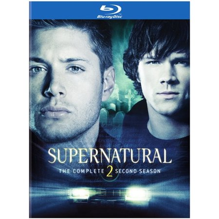 Supernatural  The Complete Second Season  Blu Ray