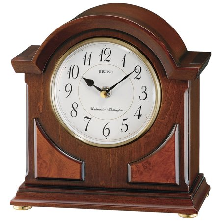 Seiko Clayton Chiming Mantel Clock