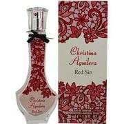 Christina Aguilera 12675556 Red Sin By Christina Aguilera Eau De Parfum Spray 1 Oz