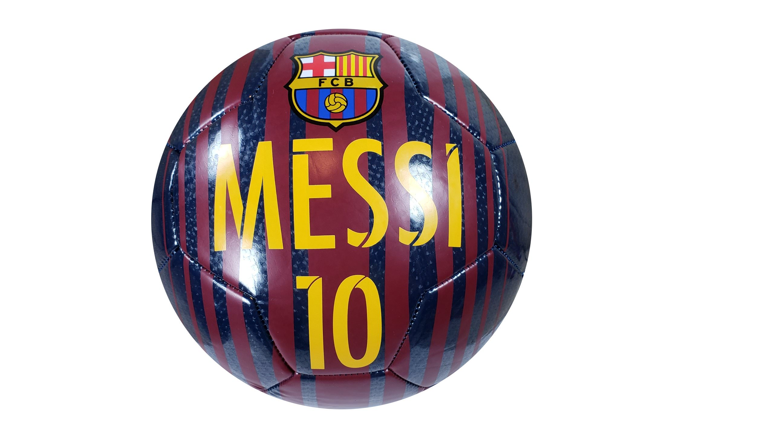 Barcelona FC Signature Football SIZE 5 Xmas Gift Birthday Present NEW