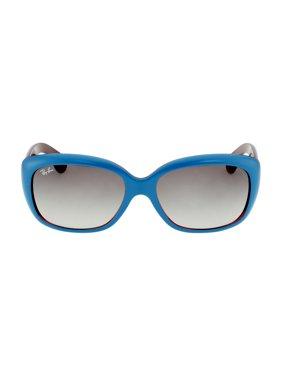 Ray-Ban Jackie Ohh Nylon Frame Grey Gradient Lens Ladies Sunglasses RB4101