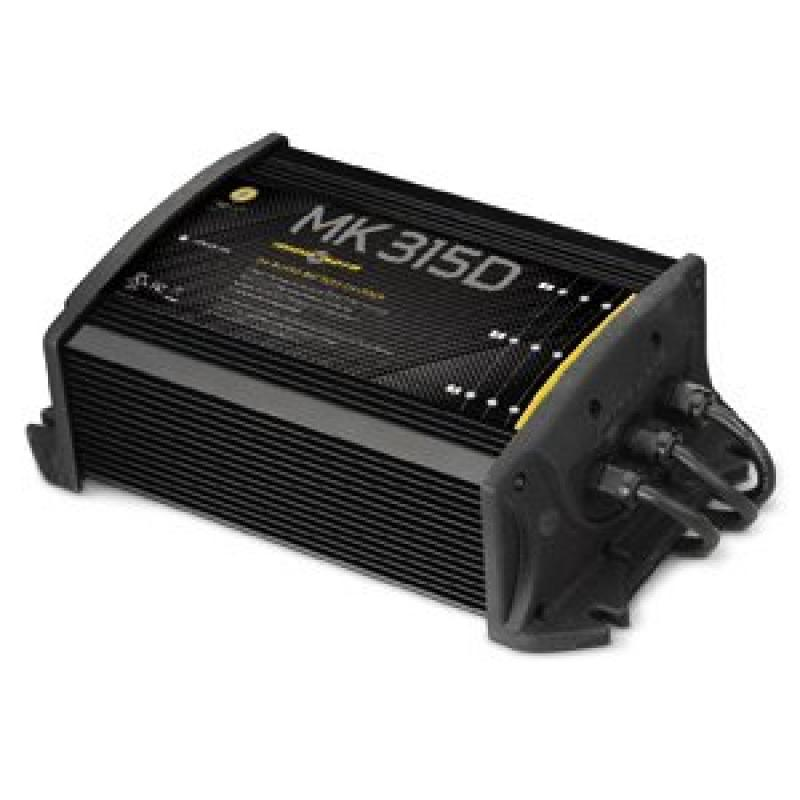 Precision MinnKota MK 315D On-Board Battery Charger (3 Banks, 5 Amps per Bank)