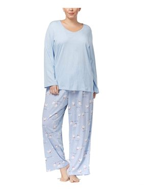 909eca8511c Product Image Charter Club Women s Plus Size Lurex-Threaded Cotton Polar  Bear Size 2-Extra Large