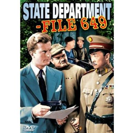 State Department File 649 (Widescreen)