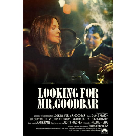 Looking For Mr. Goodbar (1977) 11x17 Movie Poster