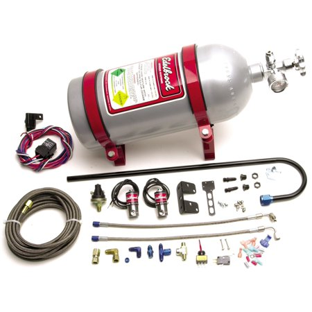Edelbrock 70200 EFI Direct Port Nitrous System Fits 97-02 Camaro Firebird