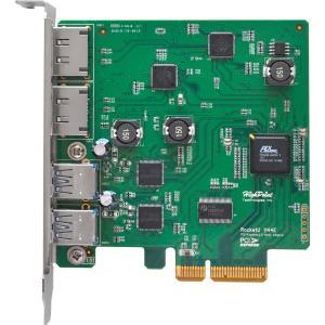 HighPoint RocketU 1144E Host Controller - PCI Express 2.0...