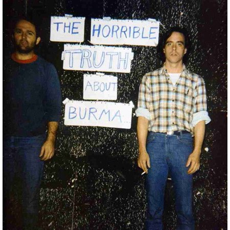 The Horrible Truth About Burma [Remastered] [Bonus Tracks] [Reissue] (Remaster)