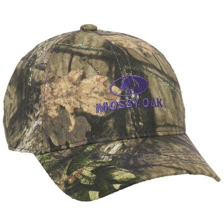Ladies Country Adjustable Camo Cap