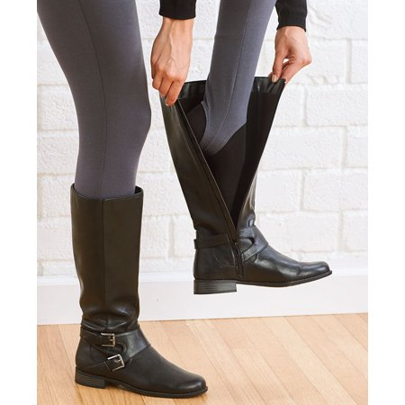 The Lakeside Collection Women's 2-Pack Stirrup Pant - XL