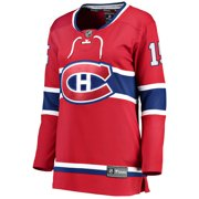new styles 7089b afcdd Jesperi Kotkaniemi Montreal Canadiens Fanatics Branded Women's Home  Breakaway Player Jersey - Red