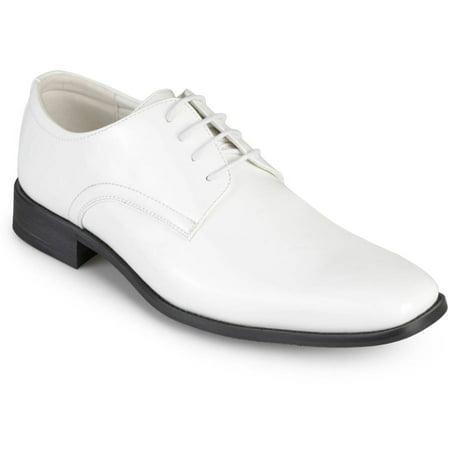 5d02542ce02 Daxx Men's Sean Wide-width Tuxedo Dress Shoe
