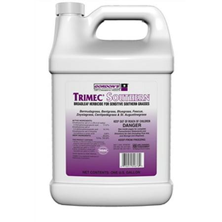 Trimec Southern Broadleaf Herbicide - 1 Gallon (Best Broadleaf Herbicide For Pastures)