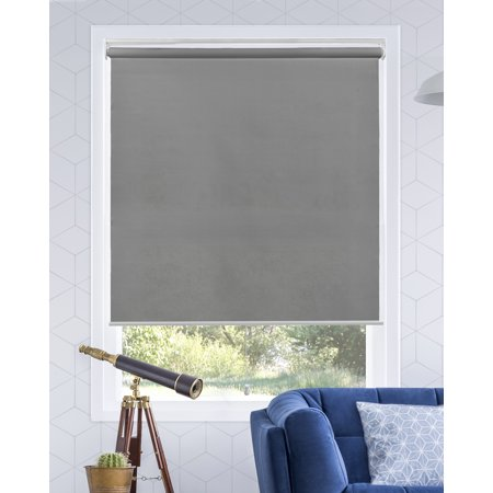 CHICOLOGY Light Filtering Snap-N-Glide Cordless Roller Shades