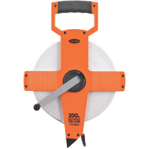 KESON FIBERGLASS TAPE MEASURE WITH HOOK, 100 FT. per 2 Each