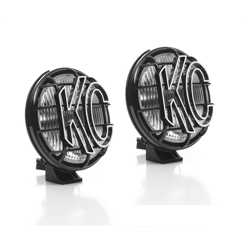 "KC Hilites 6"" Apollo Pro Series 100 Watt Fog Light System 152"