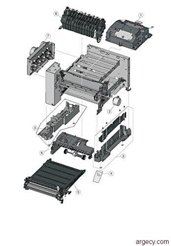 Printer Transfer Belts, Rollers & Units Printer Transfer Rollers ...