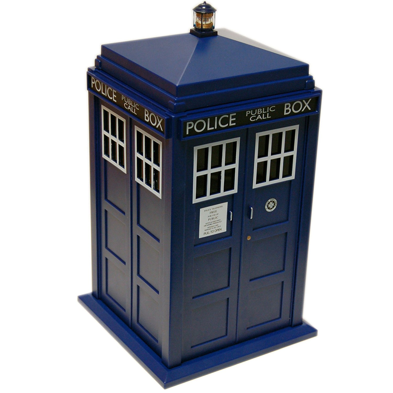 Tardis Cookie Jar Lights & Sounds, A must have for any Dr...