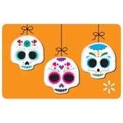 Bright Skulls Walmart eGift Card