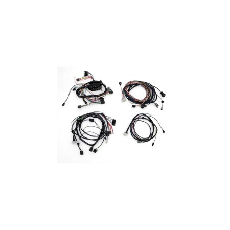 Eckler's Premier Products 40-140388 Full Size Chevy Wiring