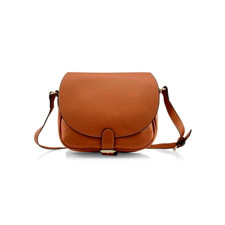 GEARONIC TM - Fashion Women Crossbody Handbag PU Leather Shoulder Bag Tote  Purse Ladies Satchel Messenger Hobo Bags - Walmart.com 0896c157ecd33