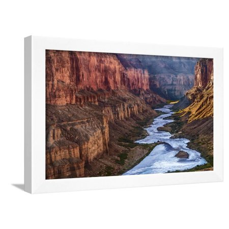 USA, Arizona, Grand Canyon, Colorado River, Float Trip, from Nankoweap Framed Print Wall Art By John