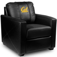 California Golden Bears Collegiate Silver Chair
