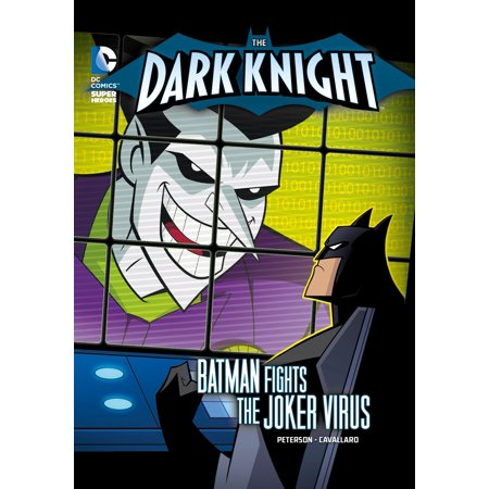 Batman The Dark Knight The Joker - The Dark Knight: Batman Fights the Joker Virus - eBook