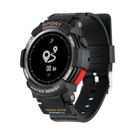 Smart Watches Waterproof, Sleep Monitor Remote Camera Smart Fitness Watch