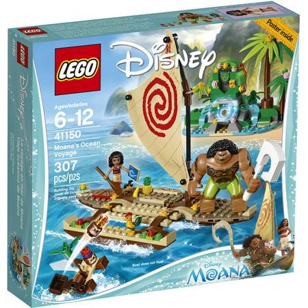 Lego Disney Moanas Ocean Voyage