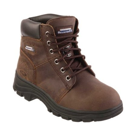Women's Skechers Work Relaxed Fit Workshire Peril Steel Toe