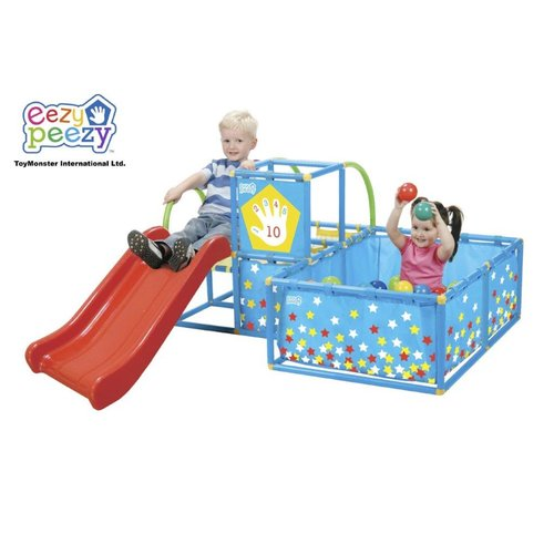 Toy Monster Active Play 3 in 1 Gym Set