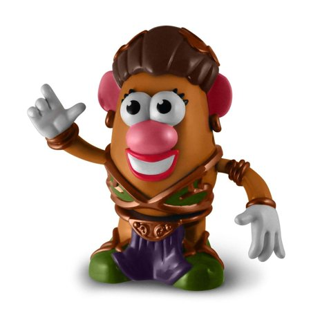 PPW Star Wars Princess Leia Mrs. Potato Head Toy (Mr And Mrs Potatoe Head Costume)