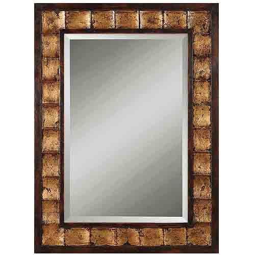 Jarrod Decorative Gold Mirror
