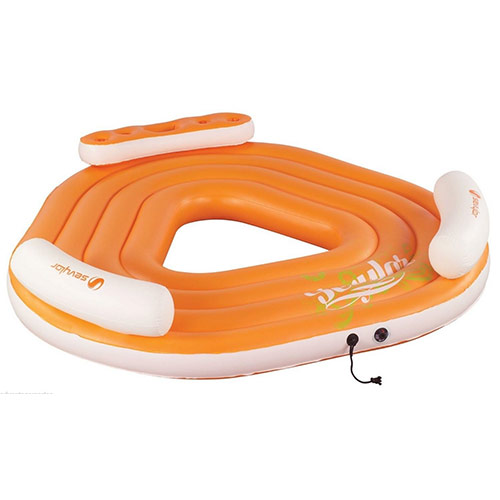 Sevylor 2000003318 Inflatable Pool Party Platform Float
