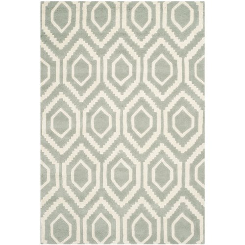 Safavieh Chatham Grey & Ivory Area Rug