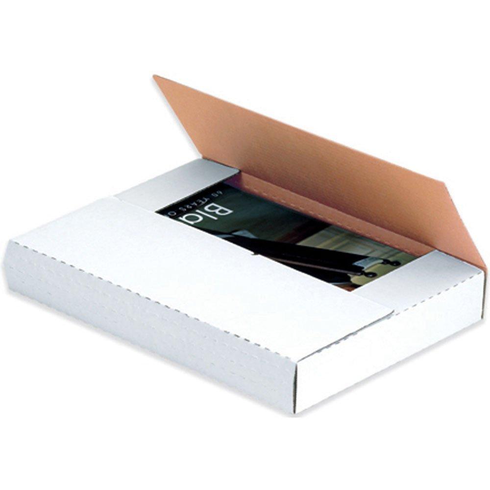 50 LP Premium Record Album Mailers Book Box Variable Dept...