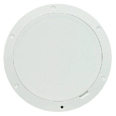 Beckson Marine DP61-W 6 White Pry-Out Deck