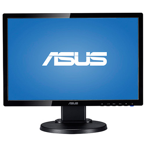 """Asus 19"""" Widescreen LED Monitor (VE198TL Black)"""