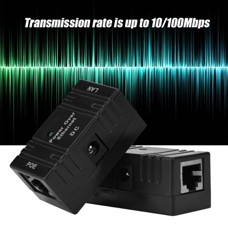 OTVIAP 2PCS RJ45 POE Power Supply Module POE Injector Ethernet Adapter for Network IP Camera , poe switch, ethernet adapter Ethernet Ip Network