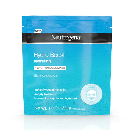 Neutrogena Moisturizing Hydro Boost Hydrating Face Mask, 1 (Best Hydrating Face Masks In Singapore)