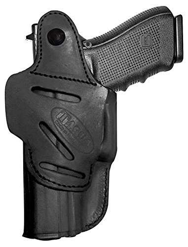 Tagua IPH4-355 Glock 43 4-in-1 Holster, Black by Sportsman Supply Inc.