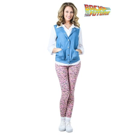 Jennifer Back To The Future Costume (Adult Back to the Future Jennifer Parker)