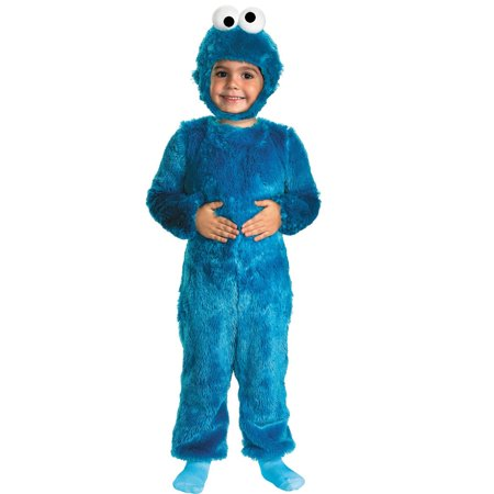 Cookie Monster Comfy Infant Toddler (Men's Cookie Monster Costume)